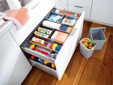 orgalux einteilungsystem orga line schubladeneinteilung. Black Bedroom Furniture Sets. Home Design Ideas