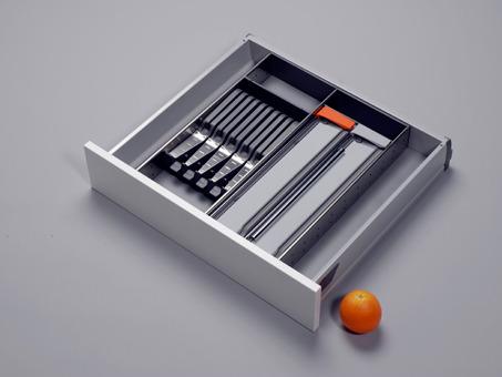 eins tze f r messer fleischmesser messerhalter messerschublade. Black Bedroom Furniture Sets. Home Design Ideas